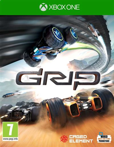 GRIP : Combat Racing  Xbox One