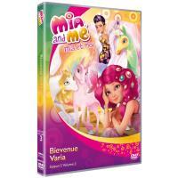 Mia et moi Bienvenue Varia Saison 2 Volume 3 - DVD
