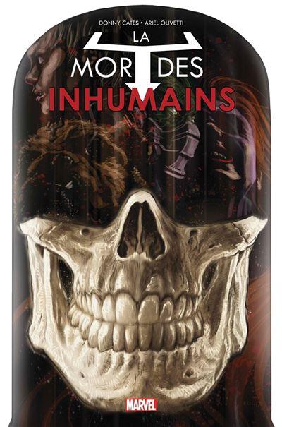 Inhumans: la mort des inhumains