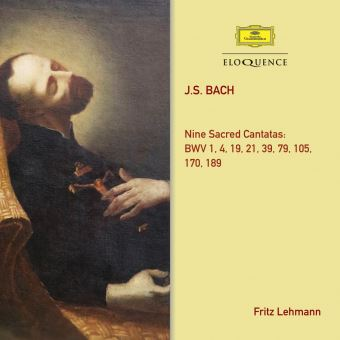 NINE SACRED CANTATAS/3CD