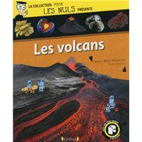 Pour les nuls présente les volcans
