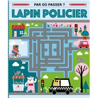 Lapin policier (coll. 1ers labyrinthes)