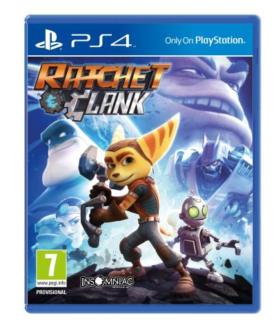 Ratchet et Clank PS4