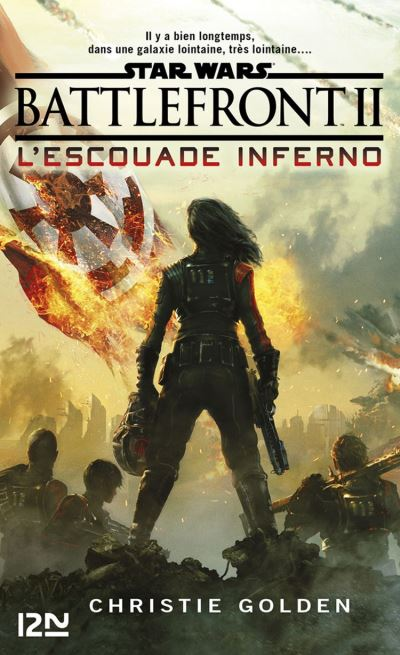 Star Wars : Battlefront II : L'Escouade Inferno - 9782823871425 - 9,99 €