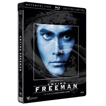 Crying Freeman Edition Limitée Blu-Ray