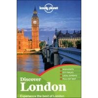 Discover London 2ed -anglais-