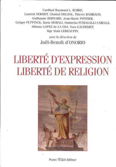Liberté d'expression et liberté de religion