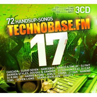 Technobase fm vol 17/digipack