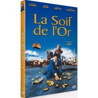 La soif de l'or DVD