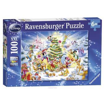 Puzzle 100p Le Noël Disney Ravensburger
