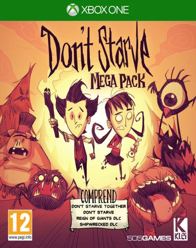 Don't Starve Xbox One