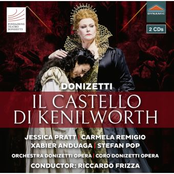 CASTELLO DI KENILWORTH/2CD