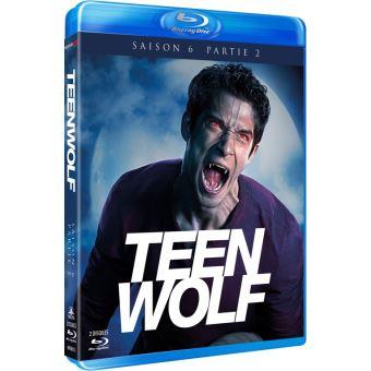 Teen WolfTeen Wolf Saison 6 Partie 2 Blu-ray