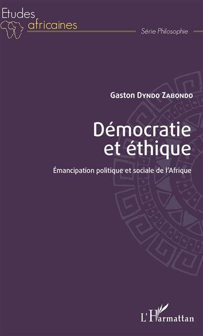 Démocratie et éthique