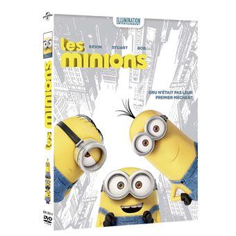 Les minionsLes Minions DVD