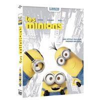 Les Minions DVD