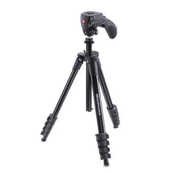 Compact Action Manfrotto Kit Trépied-Rotule Joystick
