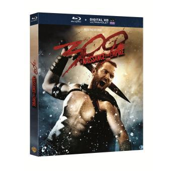 300 : La naissance d'un empire Blu-Ray