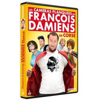 Les nouvelles caméras planquées... en Corse - DVD