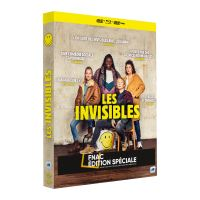 Les Invisibles Edition Spéciale Fnac Combo Blu-ray DVD