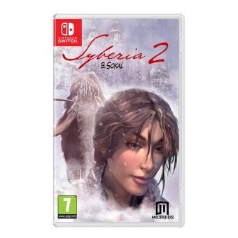SYBERIA 2 FR/NL SWITCH