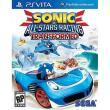 Sonic All-Stars Racing Transformed PS Vita - PS Vita
