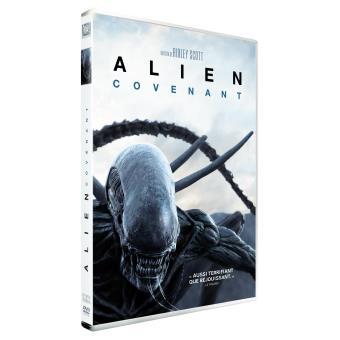 AlienAlien : Covenant DVD