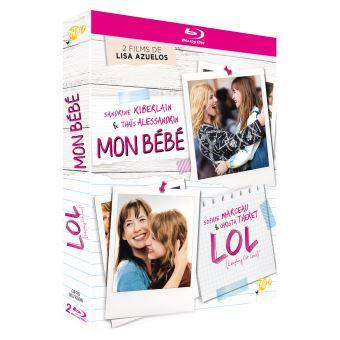 Coffret Mon bébé et LOL Blu-ray