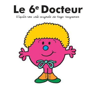 Le 6ème Docteur