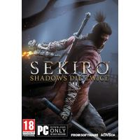 SEKIRO : SHADOWS DIE TWICE (CODE-IN-A-BOX) NL PC