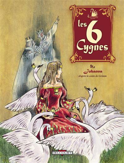 Six cygnes