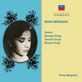 BRAVA BERGANZA/2CD