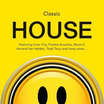 Classic house musique electronique cd album achat for Classic house music albums