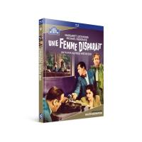 Une femme disparaît Blu-ray