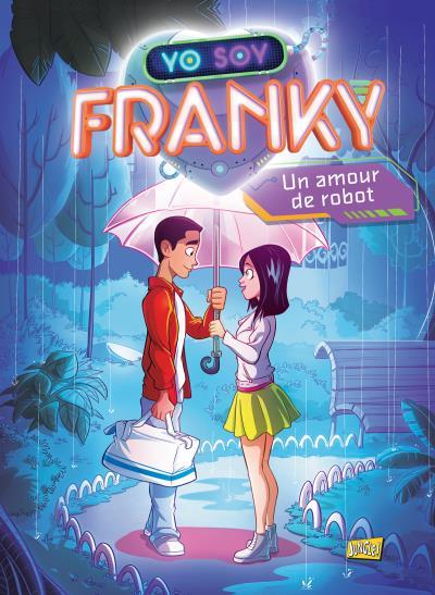 Franky - Tome 1 : Franky