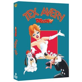Coffret Tex Avery DVD
