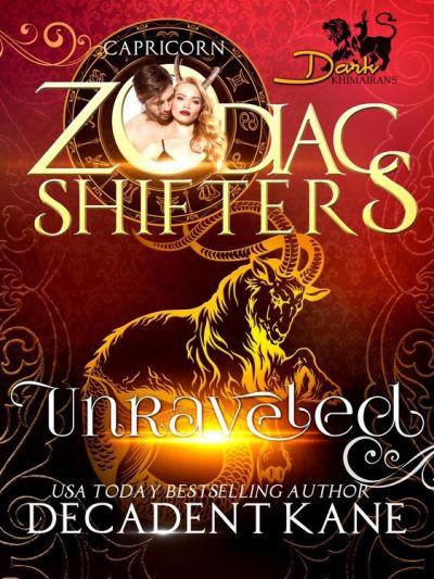 Unraveled a zodiac shifter paranormal romance capricorn
