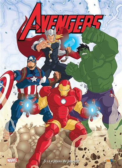 Avengers T05 + Magnet