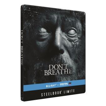 Don t breathe la maison des tenebres/steelbook ed limitee