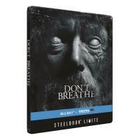 Don't Breathe La maison des ténèbres Edition limitée Steelbook Blu-ray