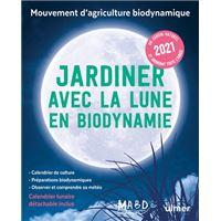 Calendrier Lunaire 2021 Jardinage Jardiner avec la lune   Calendrier lunaire   Livres | fnac