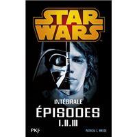 Star Wars Intégrale - épisode I.II.III
