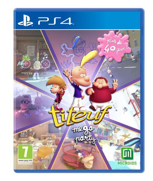 Titeuf Mega Party PS4