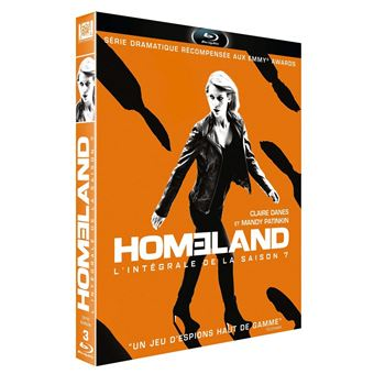 HomelandHomeland Saison 7 Blu-ray