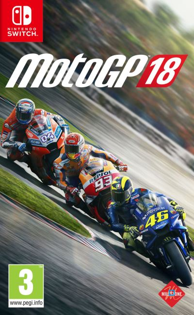 MotoGP 18 Nintendo Switch