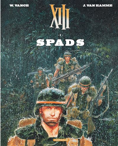 Spads - tome 4 - Xiii