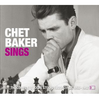 CHET BAKER SINGS/3CD