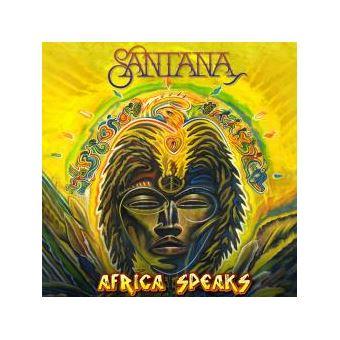AFRICA SPEAKS/LP