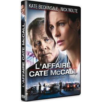 L'affaire Cate McCall - DVD
