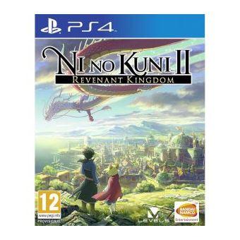 NI NO KUNI II: REVENANT KINGDOM UK PS4
